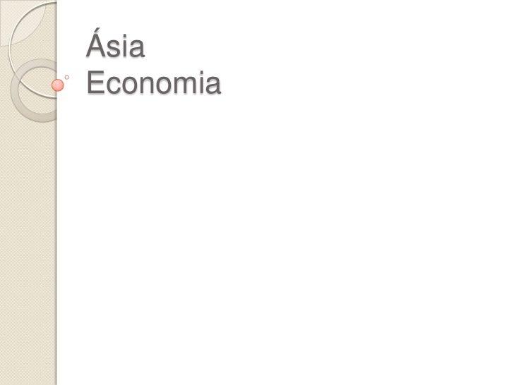 ÁsiaEconomia