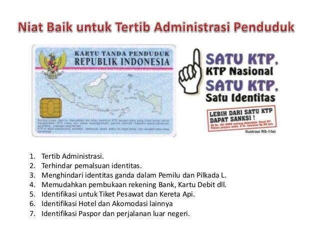 Sistem Informasi Administrasi Kependudukan e-KTP