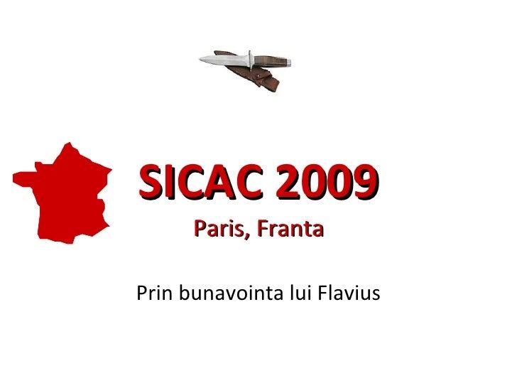 SICAC 2009