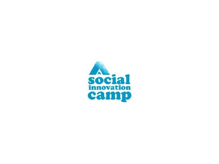 Social Innovation Camp Brasil