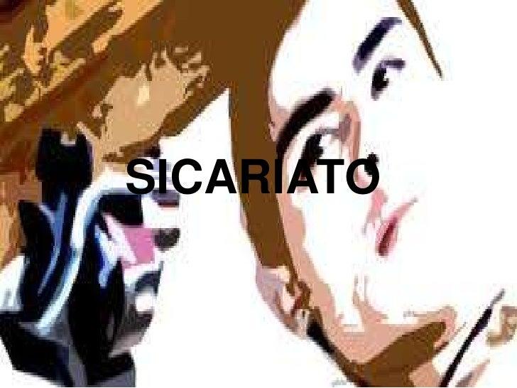 SICARIATO