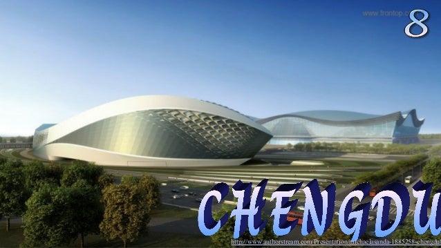 World's largest building, Sichuan, Chengdu