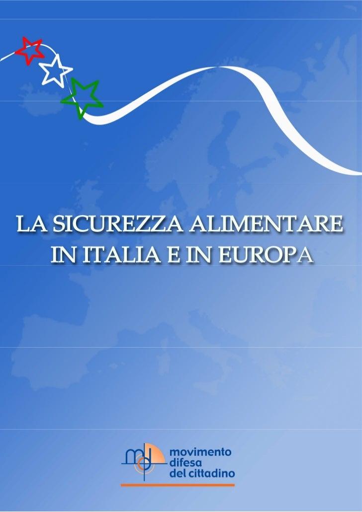 Sicurezza alimentare modelli a confronto italia europa (1)