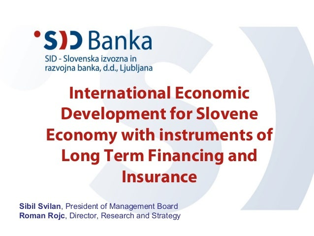 Sid bank lecture