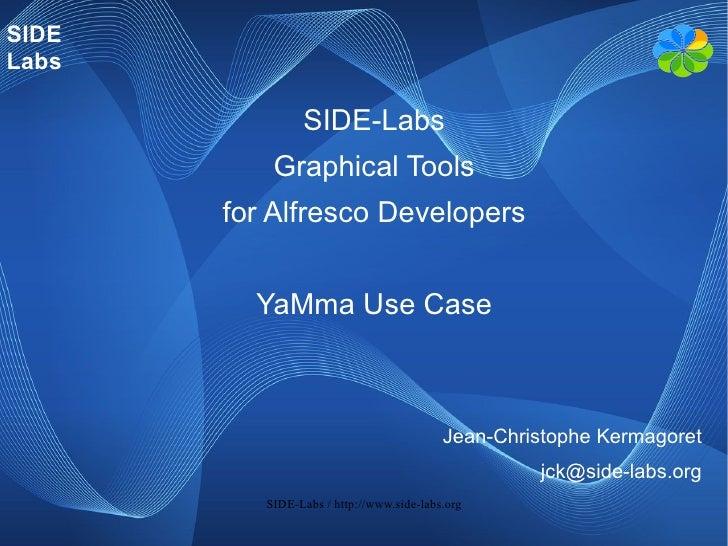 S1: Side Labs & Alfresco Webinar
