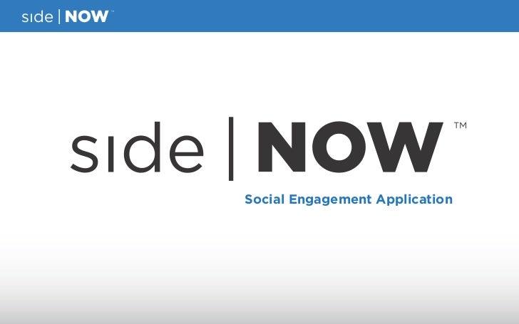 Social Engagement Application