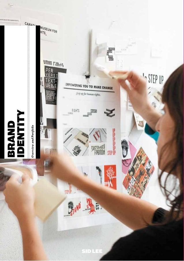 brandidentityOverview and Portfolio