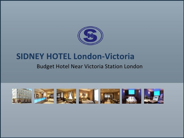 SIDNEY HOTEL London-Victoria Budget Hotel Near Victoria Station London