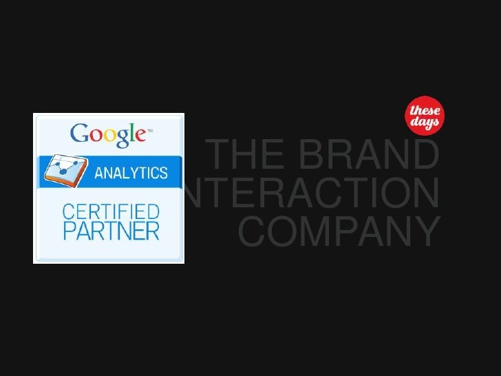 THE BRANDINTERACTION   COMPANY