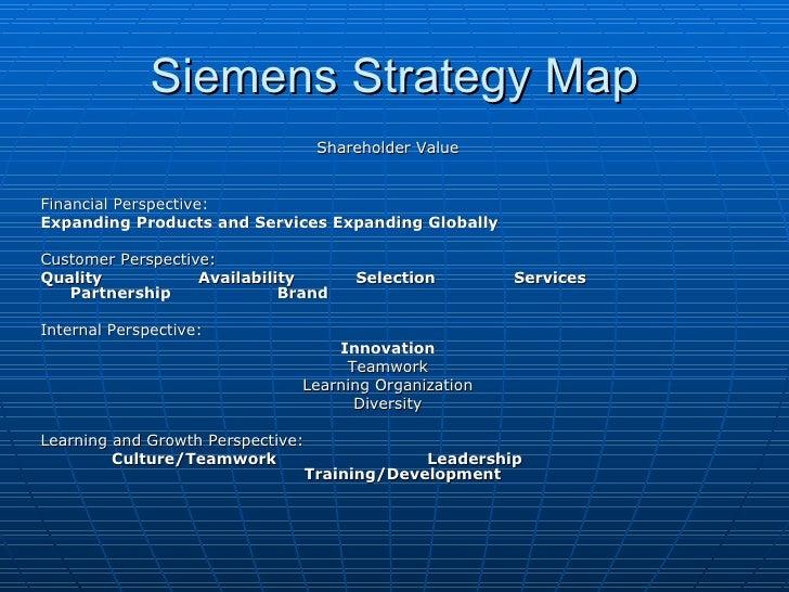 """siemens and workforce competencies Siemens' decision to tap millennials' viewpoint is not only innovative and wise, the students are able to showcase their competencies in addressing a real-world issue"""" college of business ."""