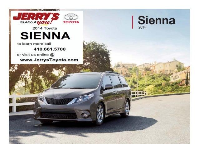 2014 Toyota Sienna in Baltimore, Maryland