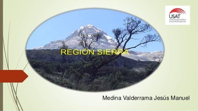 Medina Valderrama Jesús Manuel