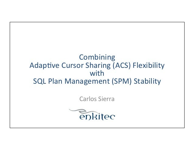 Combining ACS Flexibility with SPM Stability