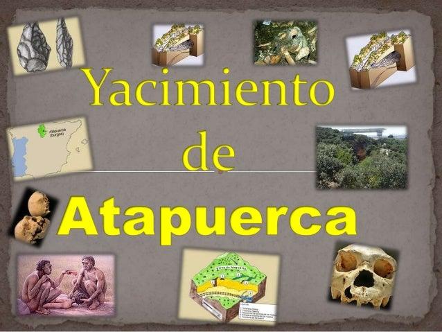 La Sierra de Atapuerca es un pequeño conjunto montañoso situado al norte de Ibeas de Juarros, en la provincia de Burgos. S...