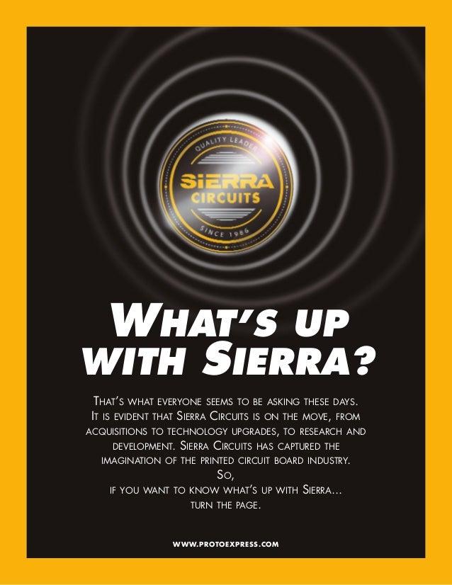 Sierra Circuits PCB Fabrication Capabilities