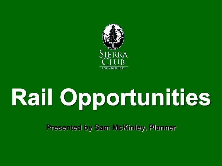 Sierra Club Volunteer