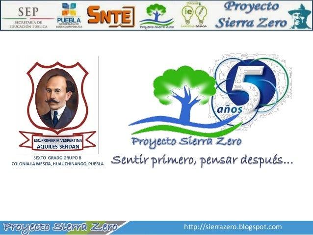 http://sierrazero.blogspot.com