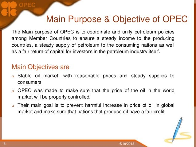 opec oligopoly The organization of petroleum exporting countries is an organization consisting of the world's major oil-exporting nations.