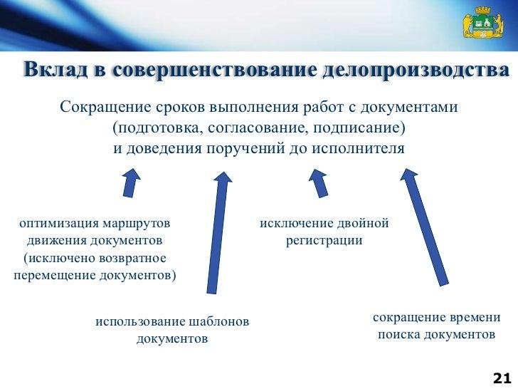инструкция по делопроизводству в администрации города екатеринбурга - фото 8