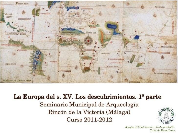 Planisferio de Cantino, 1502          LaEuropadels.XV.Losdescubrimientos.1ªparte                               S...