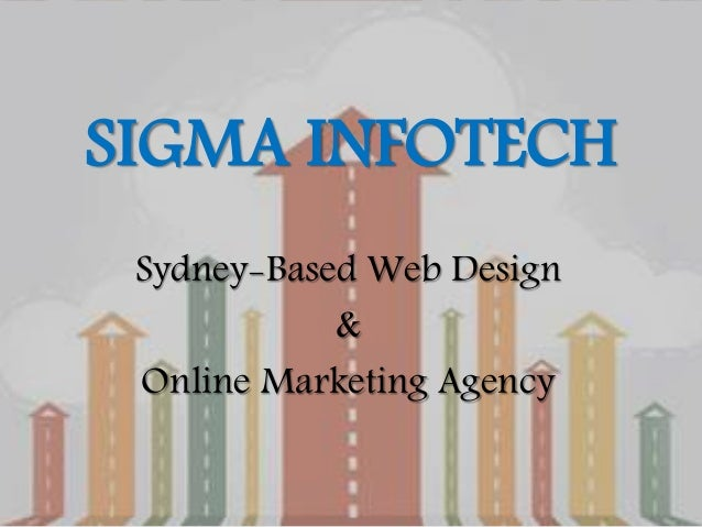SIGMA INFOTECH Sydney-Based Web Design & Online Marketing Agency