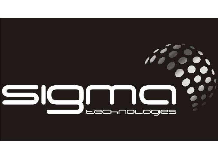 Sigma Presentation 4