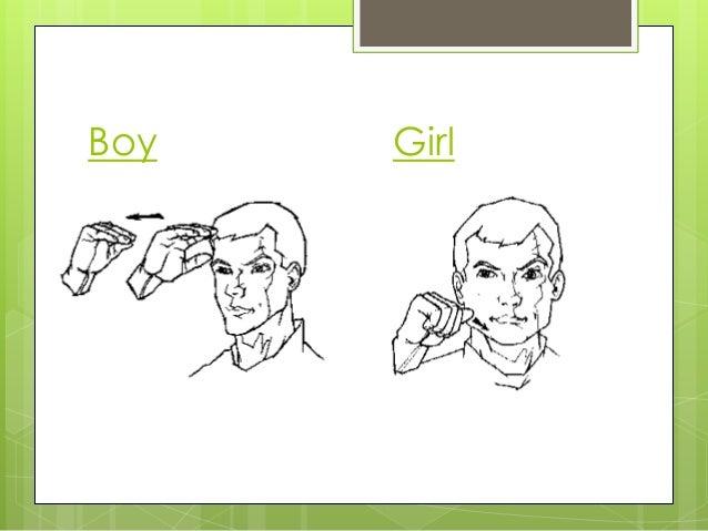 Craft In Sign Language