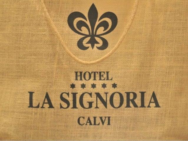 Signoria hotel Corse