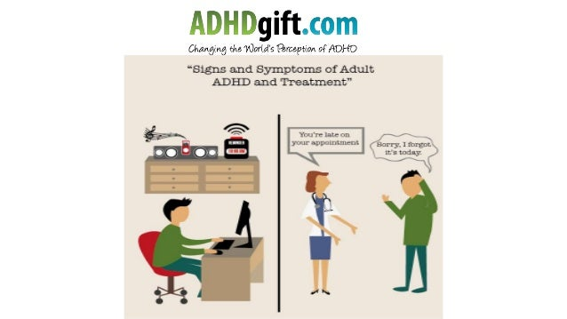 Diagnosis adult attention disorder deficit