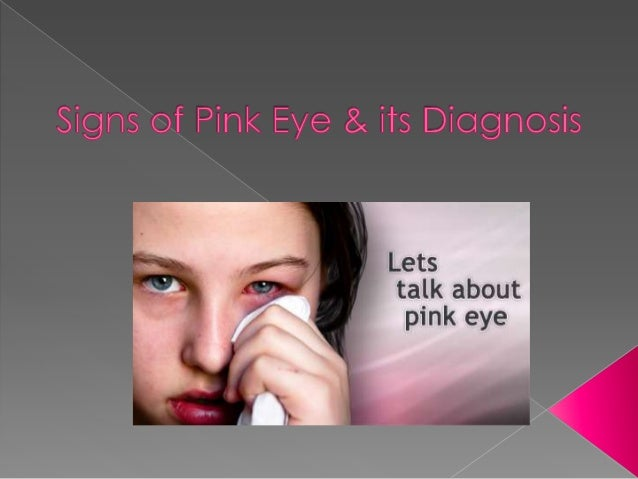 Pinkeye has a number ofdifferent causes, including: Viruses Bacteria (such asgonorrhea or chlamydia) Irritants such ass...