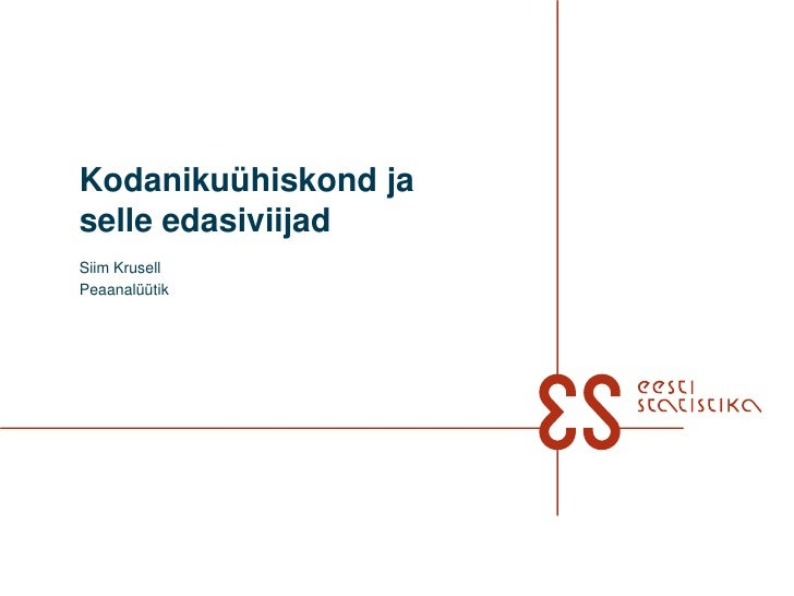 Kodanikuühiskond jaselle edasiviijadSiim KrusellPeaanalüütik
