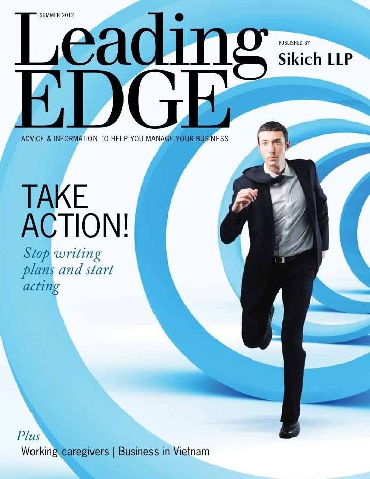 Leading Edge Magazine | Summer 2012 | Sikich