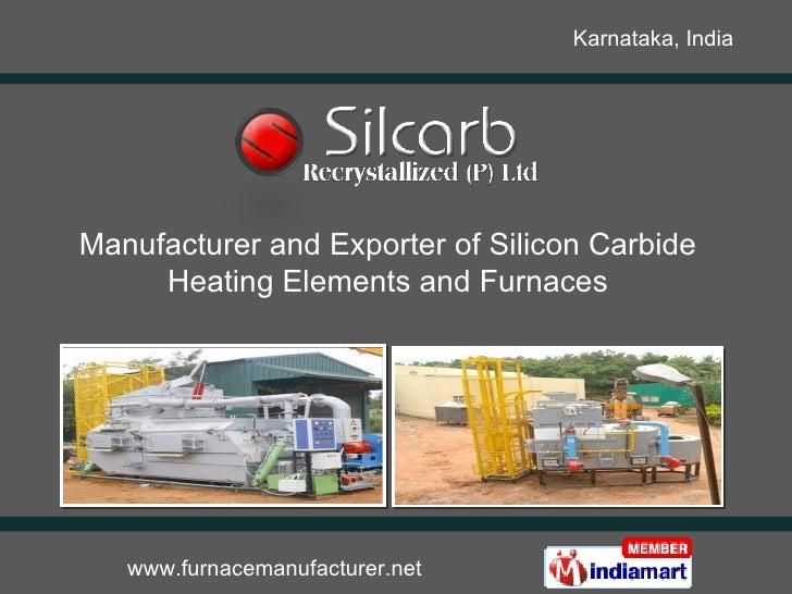 Industrial Furnaces Aluminium Melting Furnaces Karnataka India