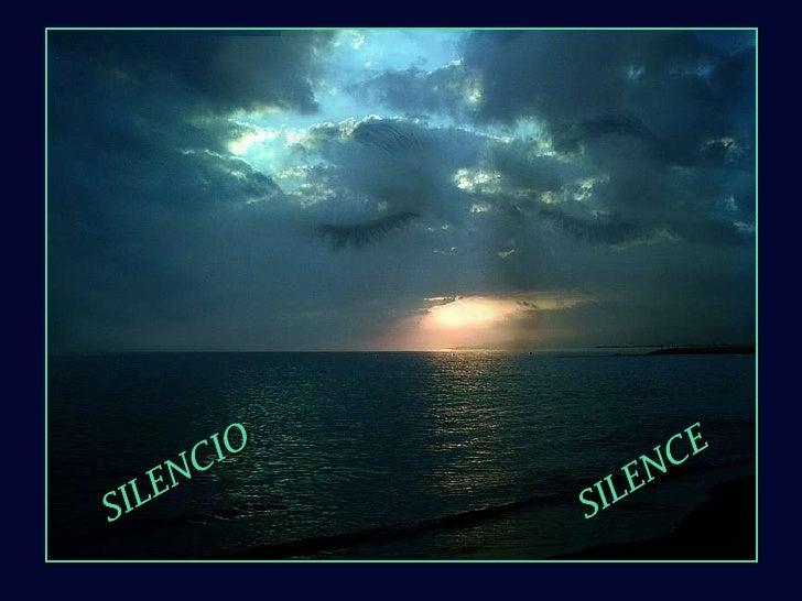 SILENCIO <br />SILENCE<br />