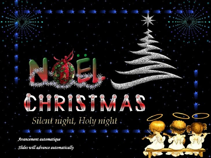 Silent night, Holy night 2010