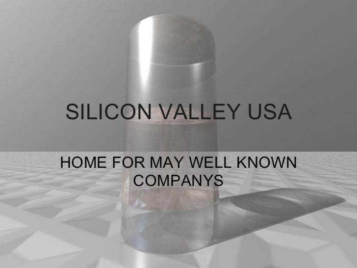 Silicon Valley Usa