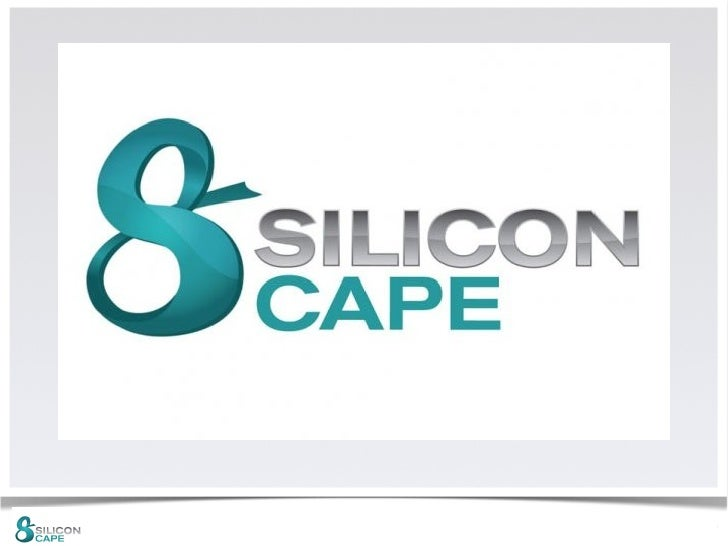 Silicon Cape Town Hall24 May 2012