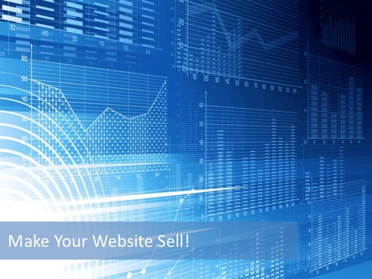 Make Your Website Sell!