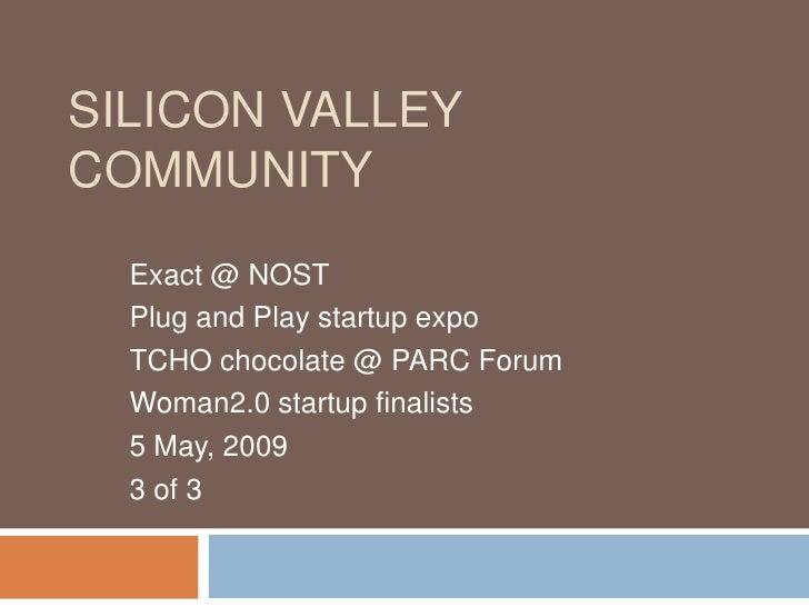 silicon valley community photo album 3 of 3