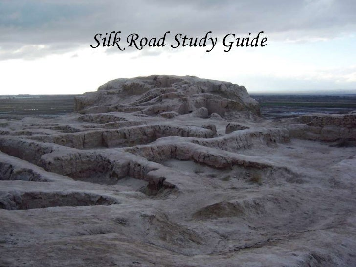 Silk road study guide