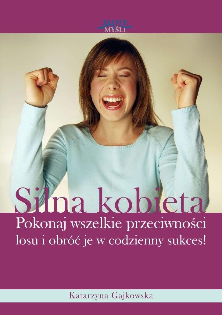 Silna kobieta - pobierz darmowy ebook pdf