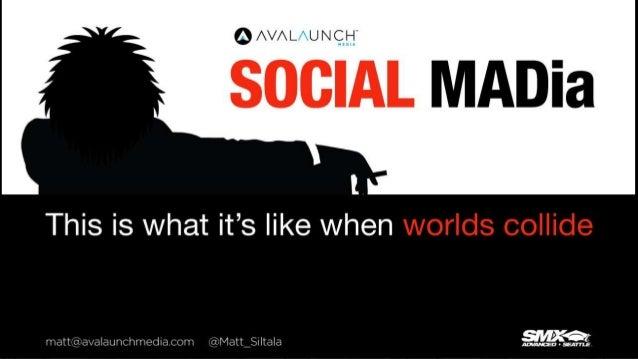Social MADia (Social Media Inspired by Don Draper & Mad Men)