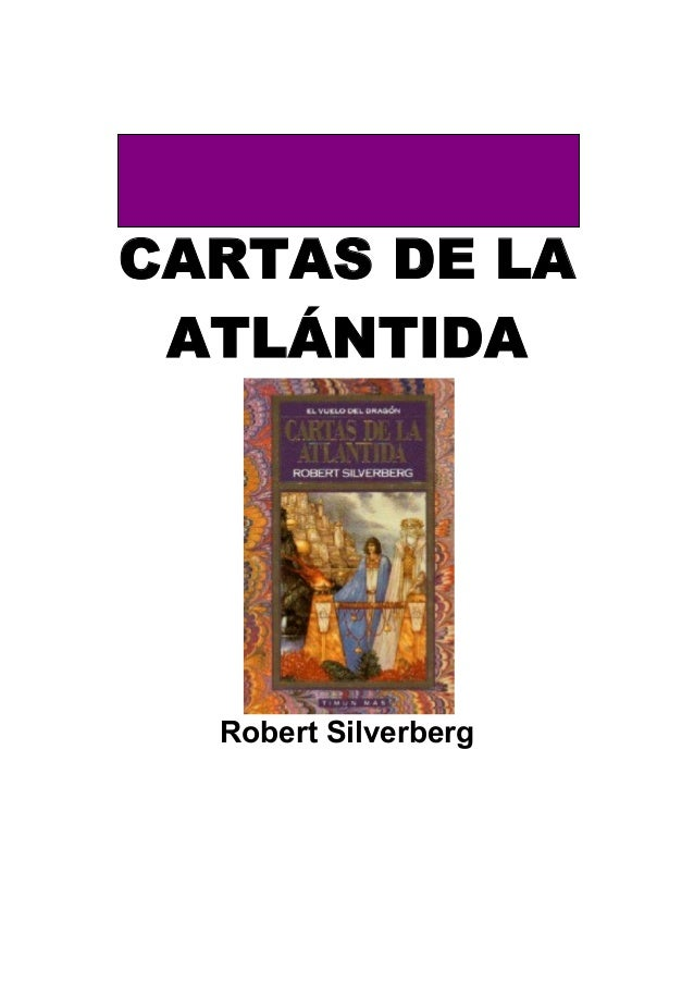 Cartas de la atlantida