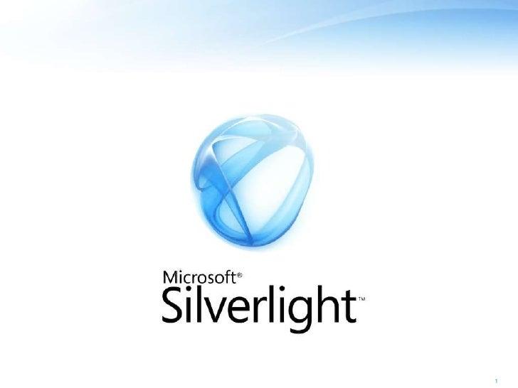 SilverLight 2 0