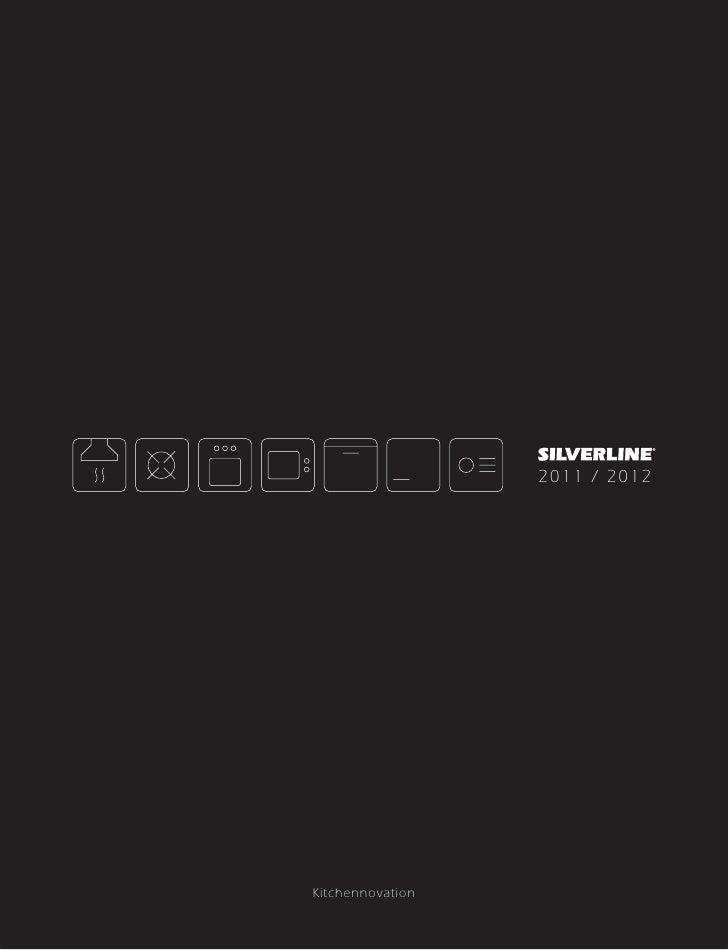 Silverline 2011-12 Catalogue
