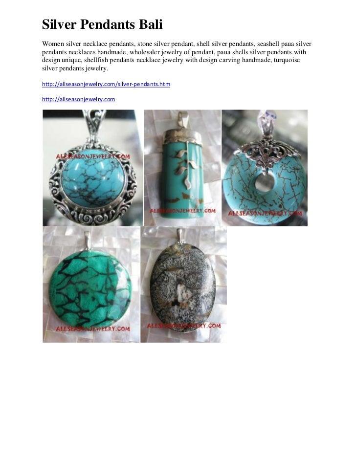 Silver Pendants BaliWomen silver necklace pendants, stone silver pendant, shell silver pendants, seashell paua silverpenda...