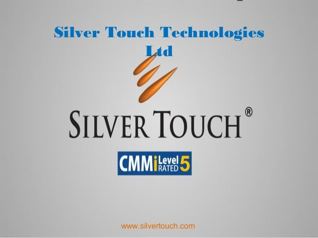 Silver Touch Technologies Careers 2016