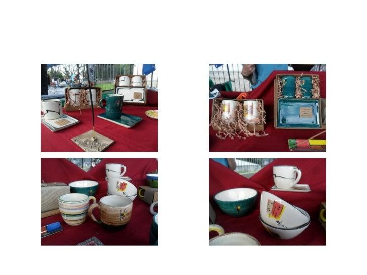 Silvina Villegas   Cerámica           Contacto:        Tel: 4202-1042        Mail: villegassilvina@hotmail.com