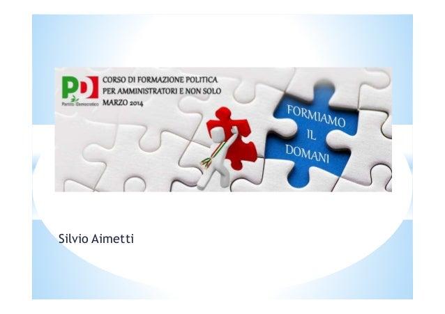 Silvio aimetti 08:03:2014
