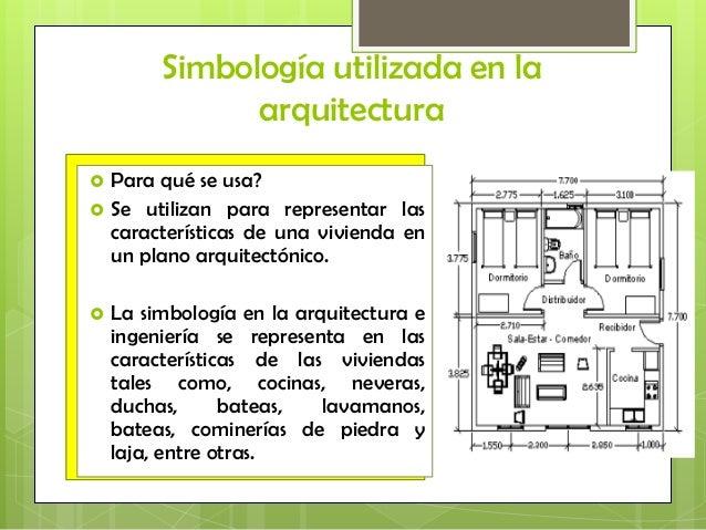 Simbologia Arquitectonica